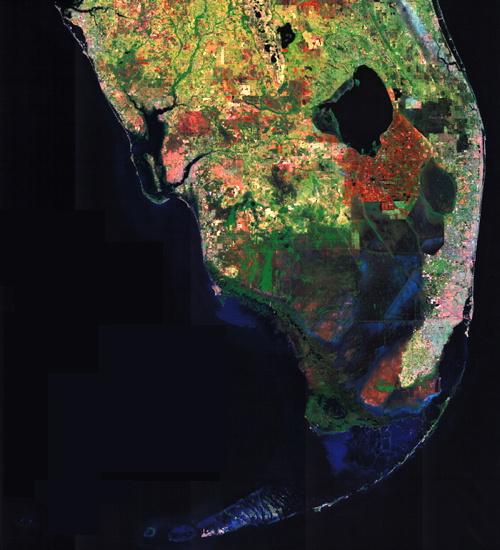 Farming the Everglades – Democracy Uprising on satellite view of orlando, satellite map view house, satellite maps of usa,